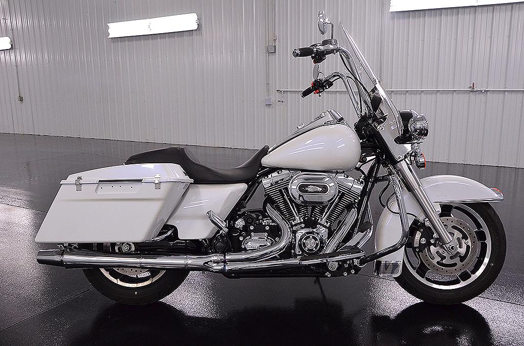 2012 Harley-Davidson Police Road King
