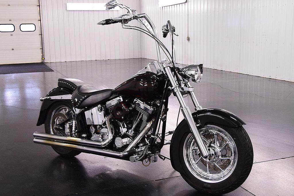 Custom S&S Harley Davidson