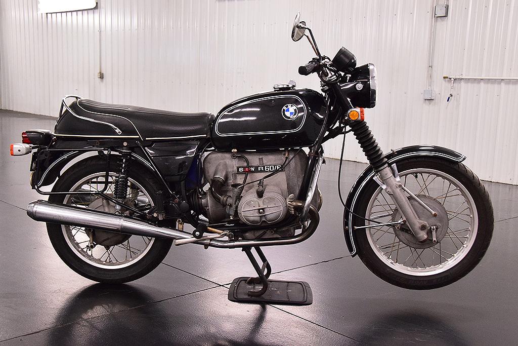 BMW R60-6 Black